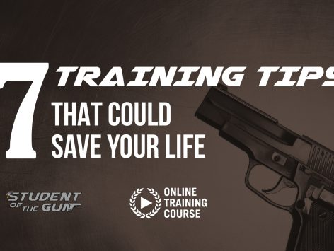 7 Training Tips That Could Save Your Life Course
